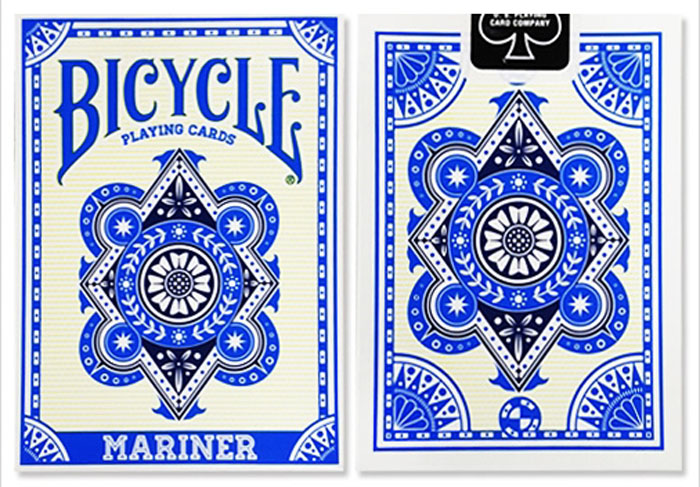 바이시클마리너블루(Bicycle Mariner Playing Cards Blue)