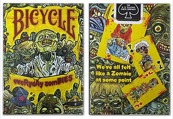 에브리데이좀비덱(Bicycle Everyday Zombie Deck by USPCC)