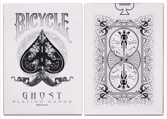 고스트덱(Bicycle Ghost Playing Cards)
