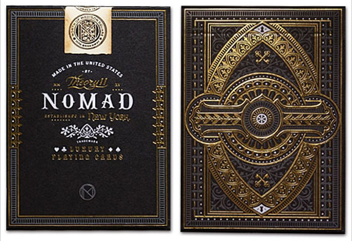 노매드덱(Nomad Luxury Playing Cards)