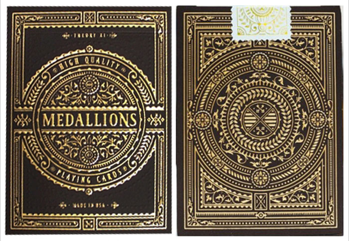 메달리온덱(Medallions - Playing Cards)