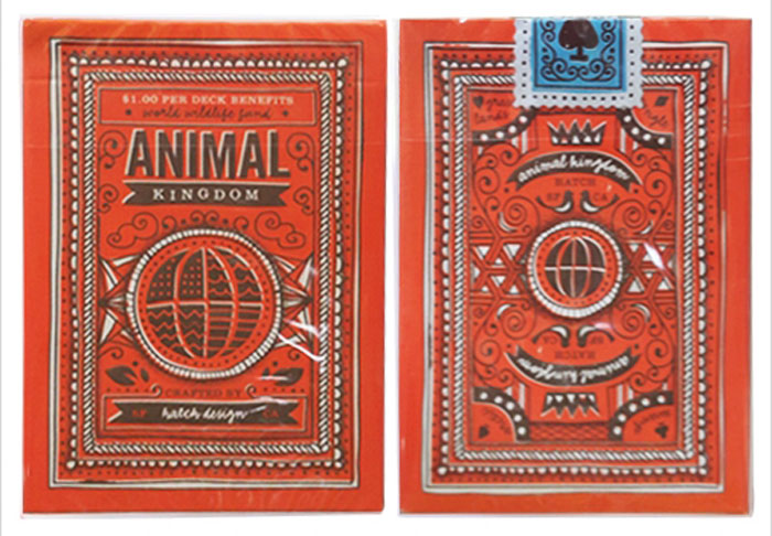애니멀킹덤덱(Animal Kingdom Playing Cards)