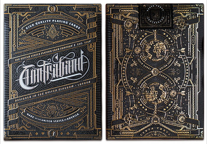 콘트라밴드덱(Contraband Playing Cards)