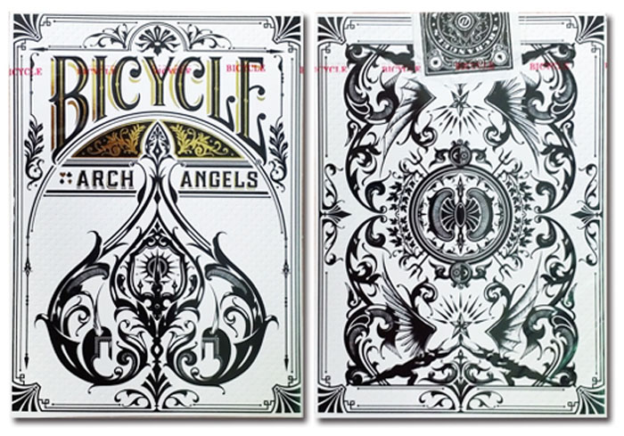 아크엔젤덱(Bicycle Archangels deck)