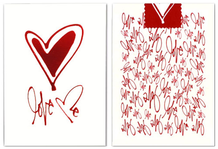 러브미카드(Love Me Playing Cards)